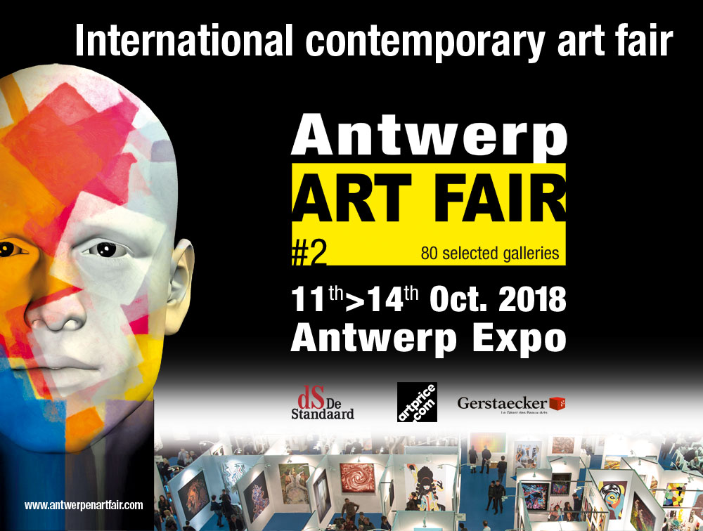 Antwerp ART FAIR 2018
